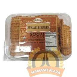 GOLDEN PUNJABI SOOJI BISCUITS 24OZ