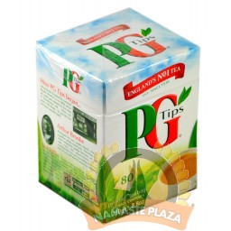 P G Tips tea bags 80CT