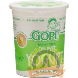 GOPI LOW FAT YOGURT 2 LB