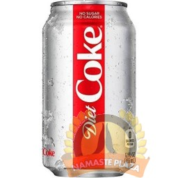 DIET COKE CAN 355 ML