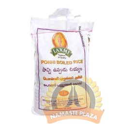 LAXMI PONNI BOILED RICE 10LB