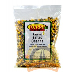 Bansi Roasted Salted Channa front