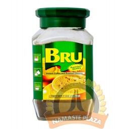 Bru 100 gm jar front