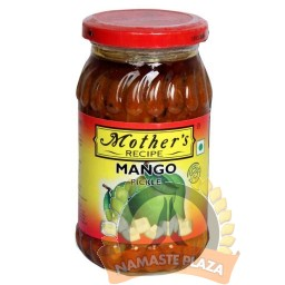 Mothers Mango Lime Pickle 500Gms