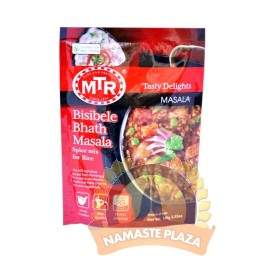 MTR Bisibele Bhat masala front