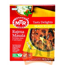 MTR ready to eat Rajma front