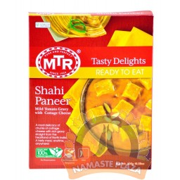 MTR Ready to eat shahi paneer front
