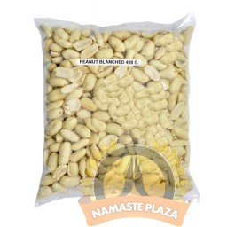 Peanut blanched 400 gms