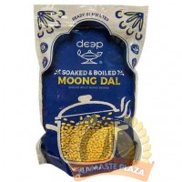 DEEP FROZEN SOAKED & BOILED MOONG DAL 2LB