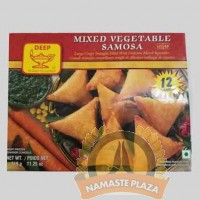 DEEP FROZEN MIXED VEGETABLE SAMOSA 319G
