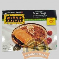 MIRCH MASALA FROZEN PAUN BHAJI 10OZ