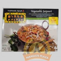 MIRCHI MASALA FROZEN VEGETABLE JAIPURI 10OZ