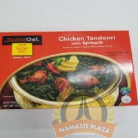TAND CHEF CHICKEN TAND WITH SPINACH 283G