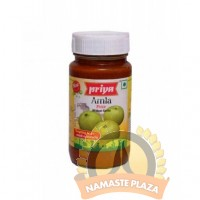PRIYA AMLA WITH OUT GARLIC 300GMS