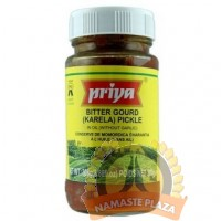 PRIYA BITTER GROUND WITH OUT GARLIC 300GMS