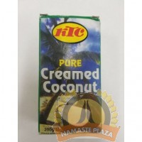 KTC PURE CREAM COCONUT 200G