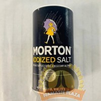 MORTON IODIZED SALT 1 LB