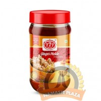 777 GINGER PICKLE 300GMS