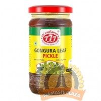 777 GONGURA LEAF PICKLE 300GMS