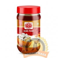 777 GARLIC PICKLE 300GMS