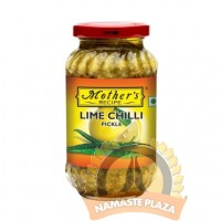 MOTHERS LIME CHILLI PICKLE 500GMS