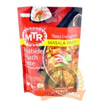 MTR Bisibele Bhat Paste 200gm - front