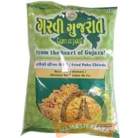 GARVI FRIED POHA CHIVDA 285GMS