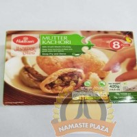 HALDIRAMS FROZEN MUTTER KACHORI 420G