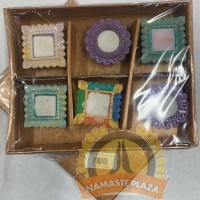 DIYAS PACK OF 6 WITH WAX COLOR