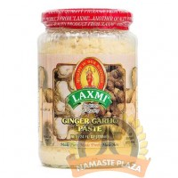 Laxmi Ginger Garlic Paste 24 OZ
