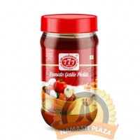 777 TOMATO GRALIC PICKLE 300GMS