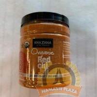 KHAZANA ORGANIC RED CHILLI POWDER 283GMS