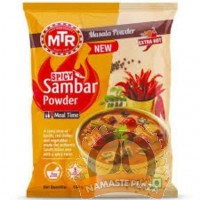 MTR SPICY SAMBAR POWDER 100GM