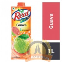 DABUR REAL GUAVA DRINK 1L