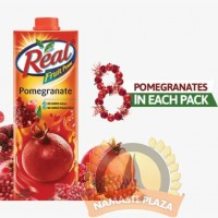 DABUR REAL POMEGRANATE DRINK 1L