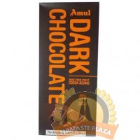 AMUL DARK CHOCOLATE 150G