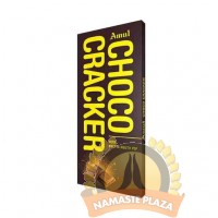 AMUL CHOCO CRACKER CHOCOLATE 150GMS