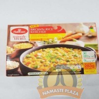 HALDIRAMS FROZEN BROWN RICE KHICHIDI 283G