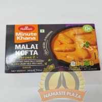 HALDIRAM FROZEN MALAI KOFTA CURRY