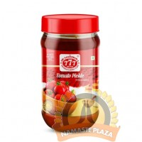 777 TANGY TOMATO PICKLE 300GMS