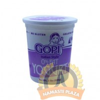 GOPI NON FAT YOGURT 2 LB