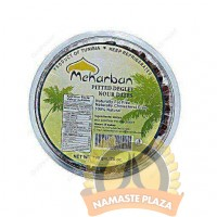 MEHARBAN PITTED DATES 28 OZ