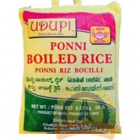UDUPI PONNI BOILED RICE 20 LB