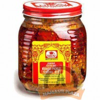 NIRAV HOT MANOG PICKLE 32OZ