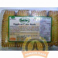 GOLDEN EGGLESS CAKE RUSK 26OZ