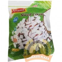 ANAND FROZEN SLICED COCONUT 16OZ