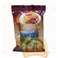 Deep Brown Basmati Rice 10lb