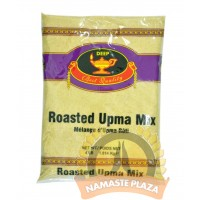 Deep roasted upma mix front