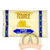 Golden Temple coarse sooji 4.4 lb front