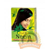 Hesh Neem leaves front